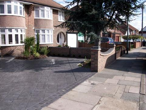 Paving & Brickwork